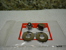 HONDA SHOCK NUTS & WASHERS CL350 SL350 CL360 CL450 GENUINE OEM PARTS