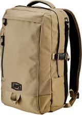 100% MX Motocross TRANSIT Backpack Gear Bag w/ Padded Laptop Pocket (Desert Tan)