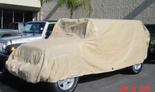 2007 - 2015 Jeep Wrangler Cover 4 Door, SUV up to 200""