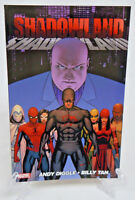 Shadowland 1 2 3 4 5 Andy Diggle Billy Tan Marvel Comics TPB Trade Paperback New
