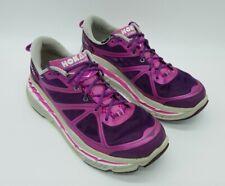 Hoka One One Stinson Lite Women's Running Shoes Pink Purple Size 8.5