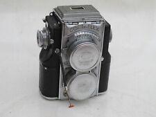 "RARE Zeiss Ikon Contaflex TLR twin lens reflex 5cm f:1.5 Sonnar lens cap ""LQQK"""