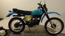 YAMAHA IT175F 1978 2 STROKE ENDURO BIKE*VERY EASY RESTORATION*RUNS & RIDES WELL*