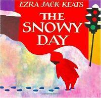 The Snowy Day Board Book by Ezra Jack Keats