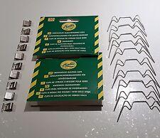 Confezione Mista di Sale/AGL serra Vetri 10 OFF Z & 10 off w Clip