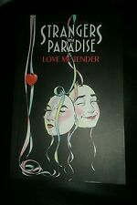 Strangers in Paradise TPB 4 VF/NM love me tender TERRY MOORE collects 1 2 3 4 5