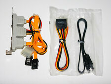 GIGABYTE External SATA eSATA HDD connection kit w/ port bracket