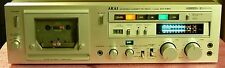 Vintage Akai GX-F80 Stereo Cassette Deck for Repair