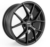 Seitronic RP5 Matt Black Alufelge 9x19 5x112 ET38 Seat Leon Cupra (5F) 2014 -