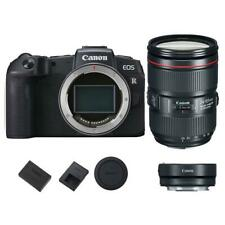 Canon EOS RP Mirrorless Digital Camera w/ EF 24-105mm f/4L IS II USM Lens