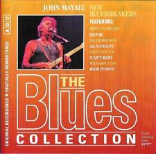 John Mayall cd album- Blues Collection, New Bluesbreakers, remastered