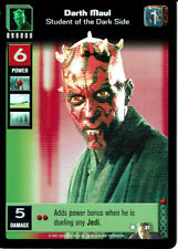 STAR WARS YOUNG JEDI REFLECTIONS SUPER RARE DARTH MAUL, STUDENT OF THE DARK SIDE