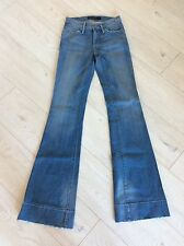 Goldsign 'Stardust' Ladies Ultra Soft Stretch Jeans W25 L35 Approx UK 8 Fab!