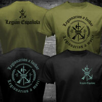 Spain Foreigh Legion Spanish Legion Legion Espanola Tercio Army Military T-shirt