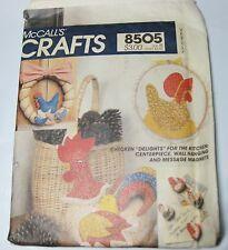 Vtg. McCalls costume  Sewing Pattern~