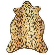 Animal Print Leopard print Bath Bedroom Home Decor Carpet Area Rug DoorStep Mat