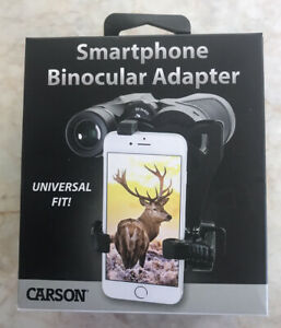 Carson Smartphone Adapter For Binoculars