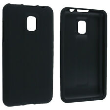Black Snap-On Hard Case Cover for LG Optimus 2X G2x P990