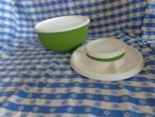 Tupperware Essentials Serving Line:  Party Tray & 2 Bowls