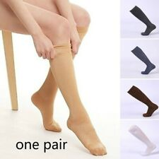 5Colors Varicose Vein Knee Leg Support Compression Running Sport Sock Stocking