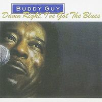Buddy Guy - Damn Right Ive Got The Blues [CD]