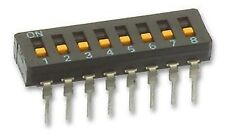 Omron DIP Switch 8 Position A6D-8100M