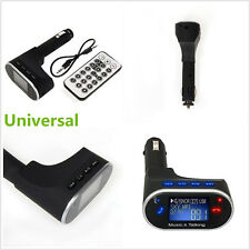 12v24v Car Bluetooth Radio Adapter Hands Free Fm Transmitter Kit For Cell Phone Fits 1997 Toyota Corolla