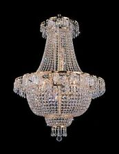 "French Empire Crystal Chandelier Chandeliers Lighting H 30"" W24"""