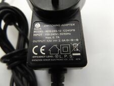 Switching Adapter ADS-24S-12 1224GPB 100-200V 59/60Hz 0.7A 12V 2.0A