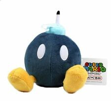 5in Super Mario Mini BOB-OMB Bomb Plush Doll Toy Baby Gifts Soft Toys#A