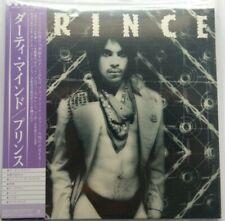 Prince - Dirty Mind Japan Mini LP SHM-CD with OBI 2009 CD WPCR-13532 NEU