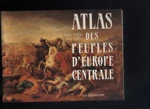 (178) Atlas des peuples d'europe centrale