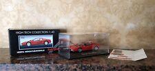 Modellino model Ferrari Testarossa Herpa 1:43 resina no Brumm Solido Norev