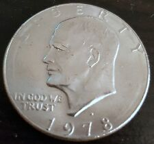 DWIGHT D. EISENHOWER 1978 VERY RARE DOLLAR COIN 34th President of the U.S.A.