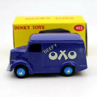 Atlas Dinky toys 453 Fourgon Trojan 15 cwt VAN OXO Diecast Models Collection