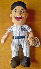 """NEW York Yankees MLB Giocatore di Baseball MASCOTTE JERSEY 14"""" Figura Peluche Giocattolo"""