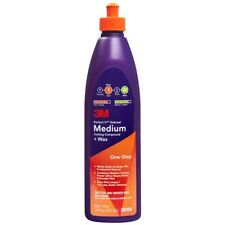 3M Marine Boat 1 Step Perfect-It Gelcoat Medium Cutting Polish + Wax Pint 36105