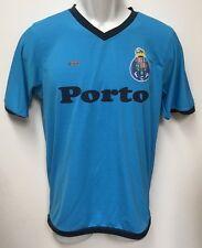 2 Tens Porto FC FCP Home Football Soccer Jersey Shirt Medium Blue #19