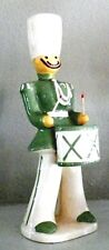 LARGE VINTAGE DRUM MAJOR CIGARETTE DISPENSER  - MATCH STRIKER - HEIDI SCHOOP -