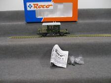 """Roco H0 46965 Güterwagen Zugbegleitwagen Db 10651 der SBB """"Sputnik"""" in OVP"""