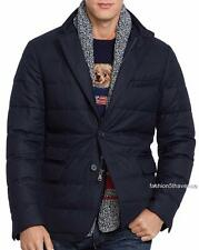 POLO RALPH LAURE Down Feather Padded Jacket Coat M RRP895GbP
