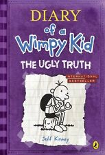 The Ugly Truth (Diary of a Wimpy Kid book 5),Jeff Kinney, Carmen McCullough