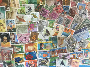 Ceylon & Sri Lanka Collection Of 135 Different Used Stamps