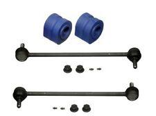 For Dodge Front Stan. Design Sway Bar Links & Split Design Sway Bar Bushings KIT