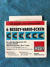 New listing Bessey 6 Vario-Ecken/6 Vario corners/6Angles Vario/6 Cantoneras Vario