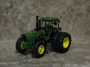 Ertl 1/64 John Deere 4450 Authentics Tractor Farm Toy Duals