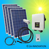 Solaranlage Komplettpaket 1000Watt 1 KW PV Solar Anlage Hausnetzeinspeisung Plug