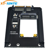 """6Gbps Adapter Card Expansion Converter mSATA PCI-E SSD to 2.5"""" SATA 3.0"""