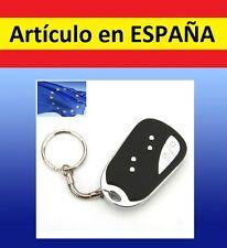 Llavero MINI CAMARA ESPIA plata grabadora oculta coche llave audio video spy cam