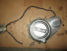 1982 Suzuki GS550 GS 550L 550 stator coil coils cover side engine motor
